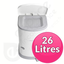 Poubelle à couches anti-odeur 26 litres Janibell Akord Slim