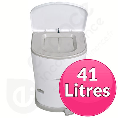 Poubelle à couches anti-odeur 41 litres Janibell Akord
