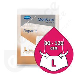 Molicare Fixpants 25p - LARGE