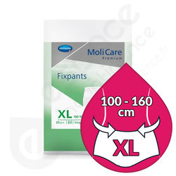 Molicare Fixpants 25p - XL