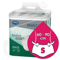 Molicare Mobile 5 Gouttes - SMALL