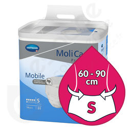 Molicare Mobile 6 Gouttes - SMALL