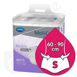 Molicare Mobile 8 Gouttes - SMALL