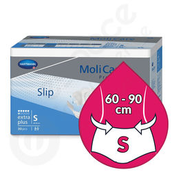 Molicare Slip Extra Plus - SMALL