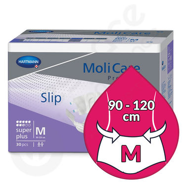 Molicare Slip Super Plus - MEDIUM