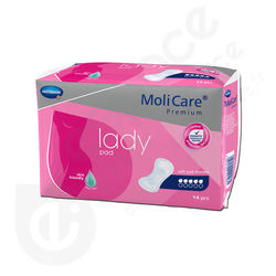Molicare Lady Pad 5 Gouttes