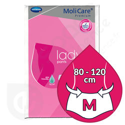 Molicare Lady Pants 5 gouttes - MEDIUM