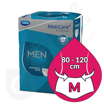 Molicare Men Pants 7 gouttes - MEDIUM