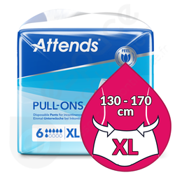 Attends Pull-Ons 5 - XL