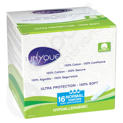 Unyque Tampon avec Applicateur Normal