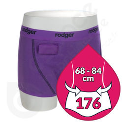 Shorty Fille Mauve Rodger - Taille 176