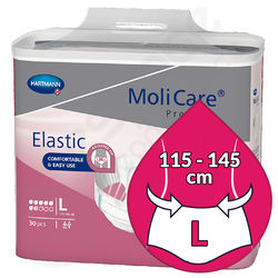 Molicare Elastic 7 gouttes - LARGE