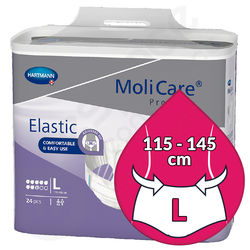Molicare Elastic 8 gouttes - LARGE