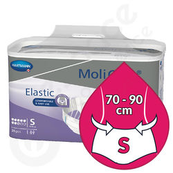 Molicare Elastic 8 gouttes - SMALL