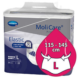 Molicare Elastic 9 gouttes - LARGE