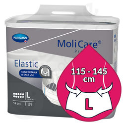 Molicare Elastic 10 gouttes - LARGE