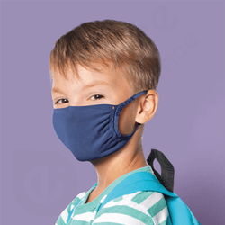 Masque de protection enfant lavable et réutilisable Kid Security Thuasne
