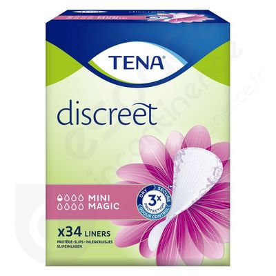 Tena Discreet Mini Magic