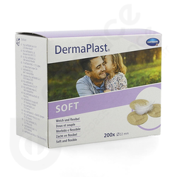 Dermaplast Soft Injection Rond 22mm
