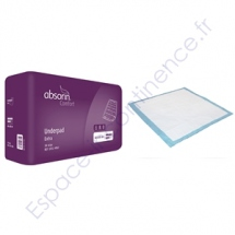 Absorin - Underpad Extra 40 x 60 cm