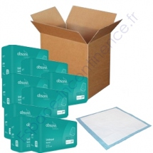 Absorin - Underpad Normal 40 x 60 cm Carton