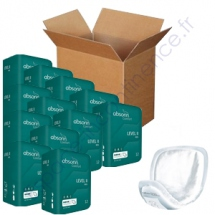 Absorin - Men Level 2 Carton