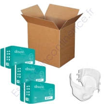 Absorin - Slip Day Carton