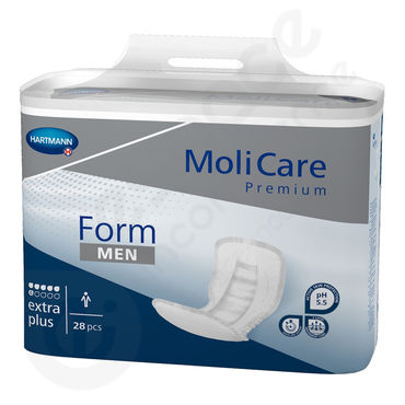 Molicare Form For Men