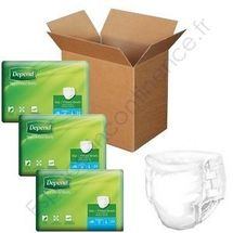 Depend Slip Normal Carton
