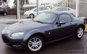 Direction - Mazda MX5