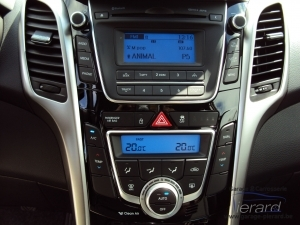 Direction - Hyundai I30 Lounge BP