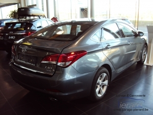 Direction - Hyundai I40 Sedan