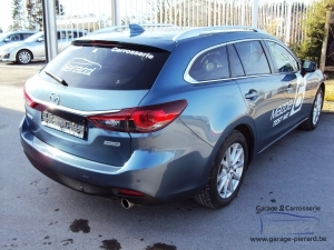 Direction - Mazda 6 Wagon Business Line