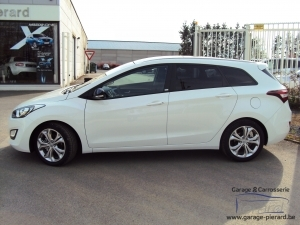 Direction - Hyundai I30 W Go Plus Pack