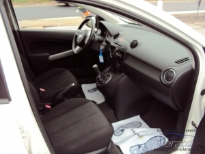 Occasion - Mazda 2 Black/White