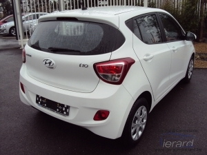 Neuve - Hyundai I10 POP orange