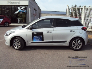 Direction - Hyundai I20 Blackline