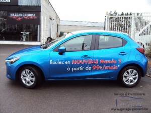Direction - Mazda 2 Skydrive
