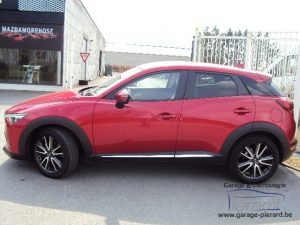 Direction - Mazda CX3 Skycruise