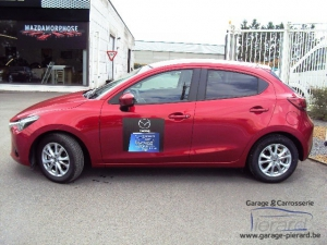 Direction - Mazda 2 Pulse