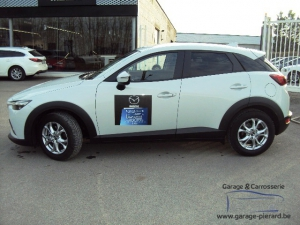 Direction - Mazda CX3 Pulse