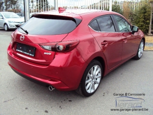 Direction - Mazda 3 Skycruise