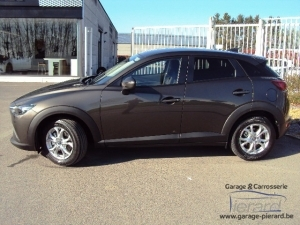 Direction - Mazda CX3 Plug