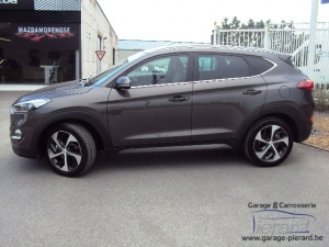 Direction - Hyundai Tucson Premium Pack