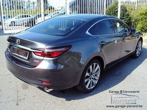 Direction - Mazda 6 Skycruise