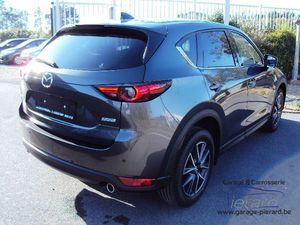 Direction - Mazda CX5 Skycruise