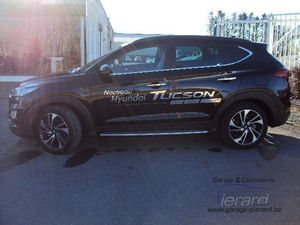 Direction - Hyundai Tucson Shine DCT