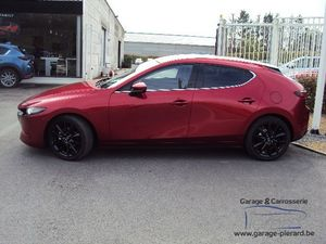 Direction - Mazda 3 Skycruise X