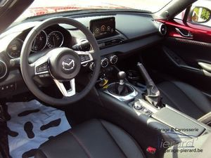 Direction - Mazda MX5 RF Skycruise
