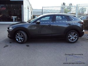 Direction - Mazda CX-30 Skydrive